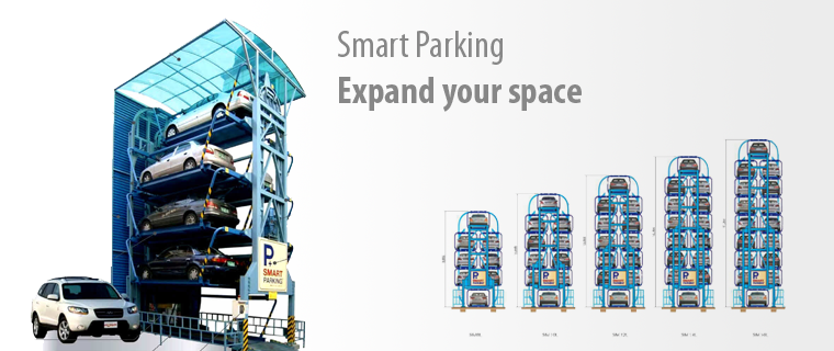 الاصطفاف الذكي inner sliders smartpark